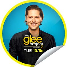 The Glee Project 2 SuperGleep...Are you a SuperGleep like Zach? Check-in on GetGlue.com for more Gleeky stickers!