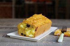 Recette Cake aux olives noires, feta et curcuma sans gluten / Recipe - Gluten-free feta cheese, black olive and turmeric bread