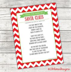 original elf on the shelf goodbye letter by 3whimsdesigns on etsy 650 christmas cards