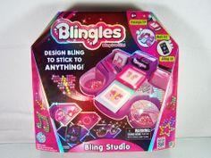 Moose #Toys #Blingles #bling #studio #rhinestone #design #kids #arts & #crafts #colored #gem kit/set/lot, brand new & unused in original manufacturer's factory sealed clear plastic protective shrink-wrap & cardboard box packaging http://www.ebay.com/itm/BRAND-NEW-BOX-BLINGLES-BLING-STUDIO-RHINESTONE-DESIGN-KIDS-ARTS-CRAFT-KIT-/141214405680?pt=LH_DefaultDomain_0&hash=item20e108d430