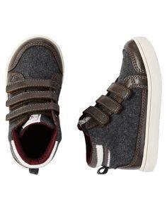 cbf65a058e570 Toddler Boy Carter s High Top Sneakers