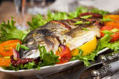 Try This Amazing Whole Fish in Garlic-Chili Sauce Baked or Grilled