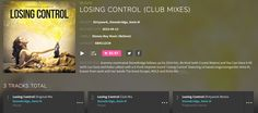 All StoneBridge & Amie M 'LOSING CONTROL' mixes including the hot Dirtywork remix are out now on Beatport - check them out!  https://pro.beatport.com/release/losing-control-club-mixes/1503391