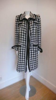 1990s Chic French Designer Edward Achour Jacket by miniolavintage, £220.00