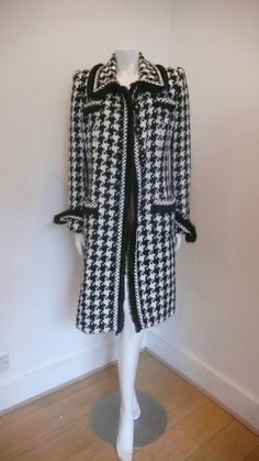 1990s Chic French Designer Edward Achour Jacket by miniolavintage, £220.00