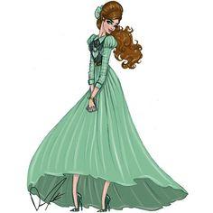 Disney Fashion Frenzy - Belle By: Daren J