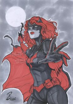 Batwoman by dekarogue on DeviantArt