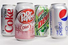 Drinking diet soda just makes you eat more