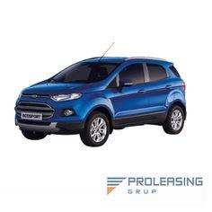 Prezentare Ford Ecosport Ecosport Titanium 1.5 TDCI Rulat 13980