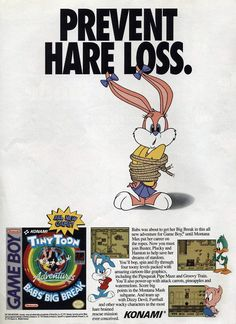 Get it?   (I remember this ad in my magazines....)