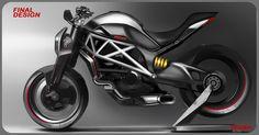Ducati Monster Nini- Marcello Basilio