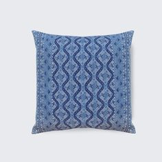 Del Cielo Embroidered Pillow