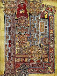 E Book Of Kells book of kells more british isles book of kells bruno project celtic ...