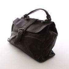 Feminine Satchel Bag von Strenesse in Schwarz - modern und feminin