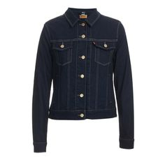 Classic Trucker Jacket Blue Slim, Jeans, Classic, Jackets, Stuff To Buy, Outfits, Dresses, Fashion, Derby