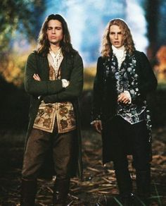 Louis and Lestat, Interview With a Vampire