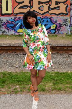"Floral Graffiti ~ ""Sweenee Style"""