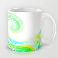 Re-Created  Tsunami THREE Mug by Robert S. Lee - $15.00