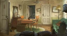 The Illusionist / LIllusionniste. Directed by Sylvain Chomet. Created by Pathé and Django Films