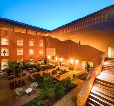Legorreta, Highland Hall Residencies, Stanford University, California 2016
