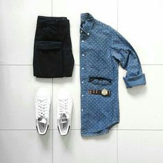 Casual Outfit Ideas For Men.