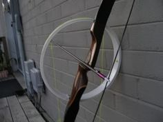 """How to make a """"Shoot Through"""" fishing reel from a 5 Gallon Bucket.  Gotta try this!!!"""