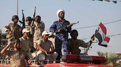 Joyful moments amid the violence in Baghdad