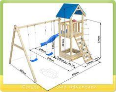 speeltoestel bouwtekening - Google zoeken