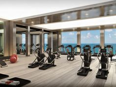 contemporary residential gym - Google Search