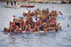 """Sea """"Palio"""" of Argentario. #maremma #tuscany #sea #eventi #events #tradizioni #traditions"""