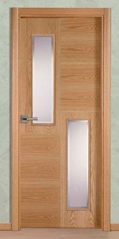 Modelo de puerta de hierro sencilla pesquisa google - Puertas interior modernas ...