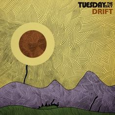 Tuesday the sky Cover