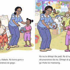 Chantelle and Burgen Thorne #childrensbook #illustration #kidlitart