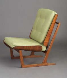 grete jalk - lounge chair