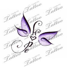 Tattoo Idea!~  i love the hope in the middle as that is my daughters middle name but want to draw something up like this with sisters in the middle?  LOVE THIS