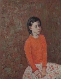 Gennadii Gogoliuk (1960-) - Dancing Girl