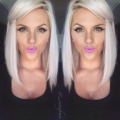 hairstyle length/cut
