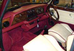 Wood & Pickett custom mini dash