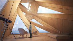 Gimme Shelter Architekture im Freien Sternwarte Architekt: Goetz Schrader Düsseldorf