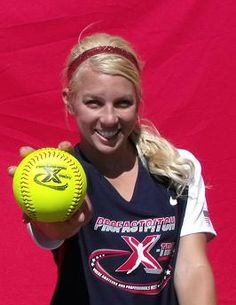 Taryne Mowatt~ Softball Pitcher