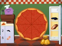 Help your kid practice counting and number sense by having him make his own pizzas. Talk about a fun and delicious way to master math skills! 1st Grade Reading Worksheets, Kindergarten Addition Worksheets, Worksheets For Kids, Multiplication Activities, Math Games, Math Activities, Preschool Learning, Fun Learning, Online Games For Kids