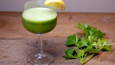 Simple Green Juice - non alcoholic
