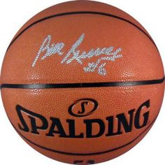 Bill Russell Autographed Hybrid Indoor/Outdoor Basketball