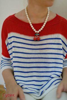 Baby Knitting Patterns, Knitting Stitches, Knitting Designs, Crochet Shirt, Crochet Baby, Knit Crochet, Knit Fashion, Fashion Sewing, Crochet Clothes
