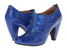 Fascinating style is hard to beat with the Sylvia bootie from Miz Mooz. Leather and synthetic upper with cutout details and decorative button embellishments fo… Cute Shoes, Me Too Shoes, Graduation Shoes, Plastic Shoes, Miz Mooz, Dress With Boots, Crazy Shoes, Fashion Boots, Peep Toe