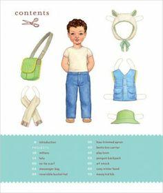 Oliver + S boy accessories