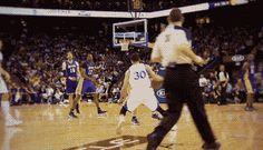 Stephen Curry — Golden State Warriors
