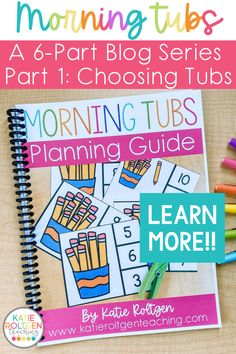 Are you interested in changing from morning work to morning tubs and don't know where to start? This blog series is the ultimate guide that answers all the how to questions about morning tubs. Grab a FREE Guide to Morning Tubs as well as learning about the simple, budget-friendly ways of choosing morning tubs!