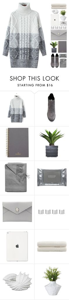 """""""#807"""" by giulls1 ❤ liked on Polyvore featuring Hogan, Mulberry, Laura Ashley, Sofia Cashmere, Dermalogica, Alexander McQueen, Maison Margiela, Linum Home Textiles, Privilege and Torre & Tagus"""