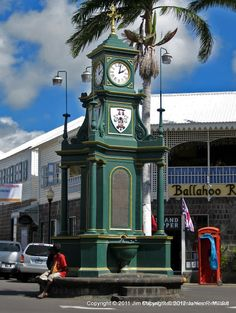 Basseterre, St. Kitts, St. Kitts and Nevis